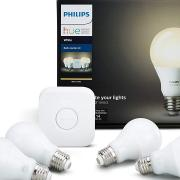 Philips Hue White LED Smart Bulbs