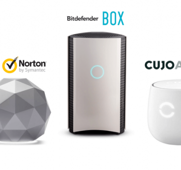 Bitdefender BOX2 vs Norton Core vs CUJO AI
