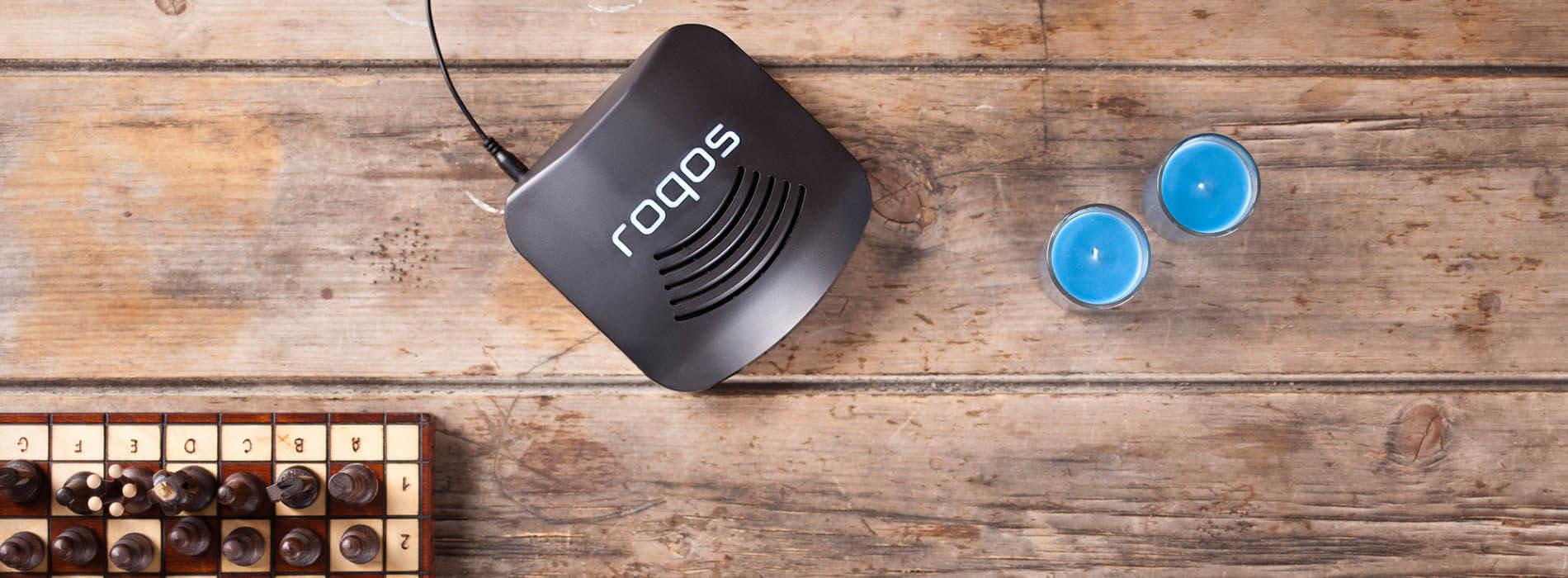 ROQOS core VPN router