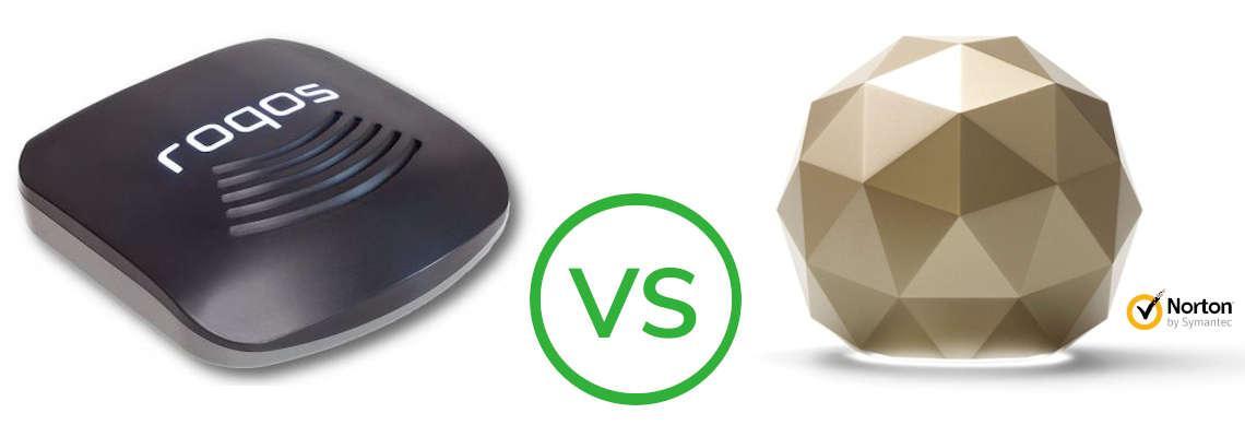 Norton Core vs Roqos Core