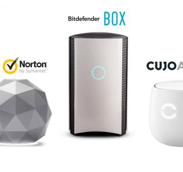Bitdefender BOX2 vs Norton Core vs CUJO AI