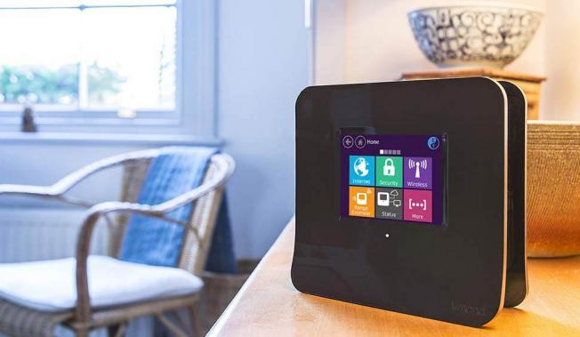 Securifi Almond Touchscreen Wireless WiFi Router